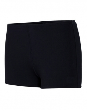Hip Racer Swim Short Black